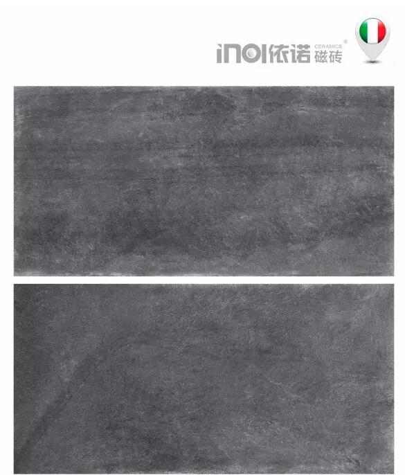 2017新品深灰色仿古砖,仿古砖效果图空间应用及软装